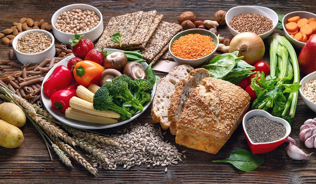 Mangan – und die Ernährung reicht  Verbraucherzentrale.de